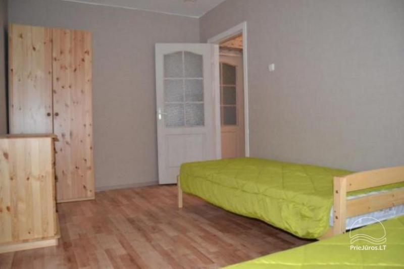 Dviejų kambarių butas Liepojoje, prie pat jūros