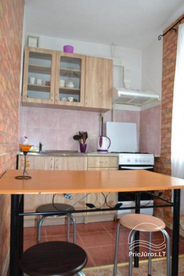 2 rooms apartment for rent in Liepaja, close to the sea. - 8