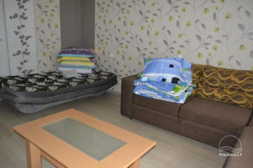 2 rooms apartment for rent in Liepaja, close to the sea. - 9