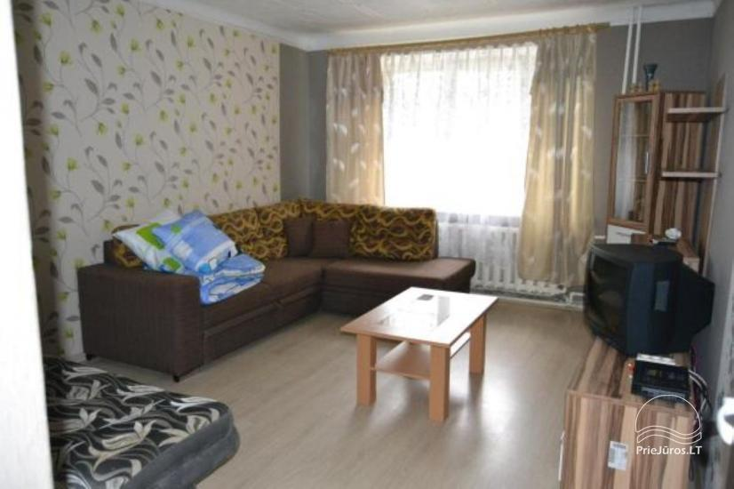 2 rooms apartment for rent in Liepaja, close to the sea. - 10