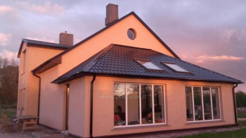 Cottage for rent in Ventspils district