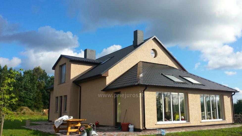 Ferienhaus zur Miete in Ventspils Bezirk - 2