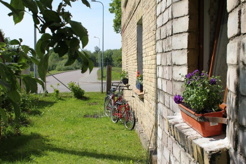 Būtte dzīvokli. (agrāk Buda) dzīvoklis Ventspilī, Latvija - 1