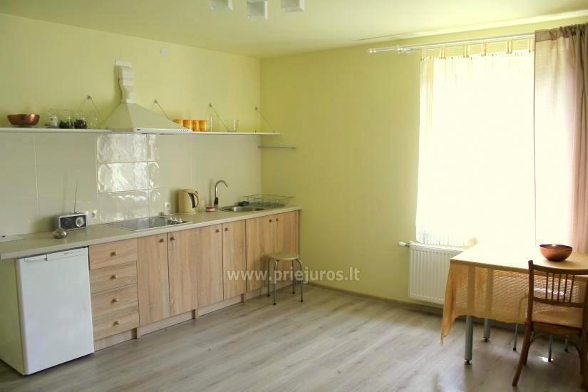 Būtte dzīvokli. (agrāk Buda) dzīvoklis Ventspilī, Latvija - 3