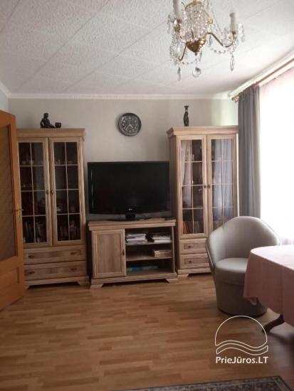 Dviejų kambarių buto nuoma Ventspilyje - 5