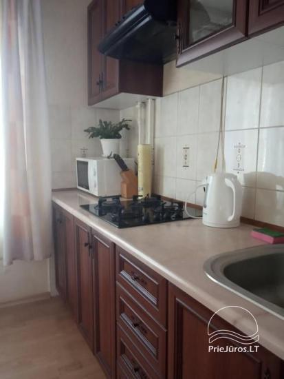Dviejų kambarių buto nuoma Ventspilyje - 6