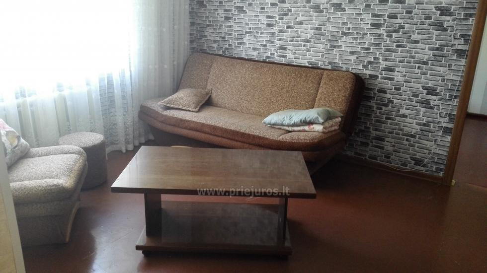 Two rooms apartment for rent  in Ventspils - 1