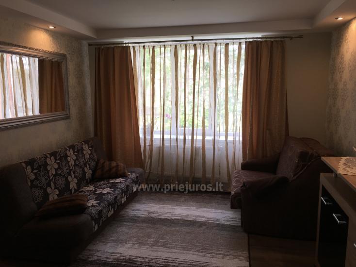 Apartamentai Lielais Pro Ventspilyje - 4