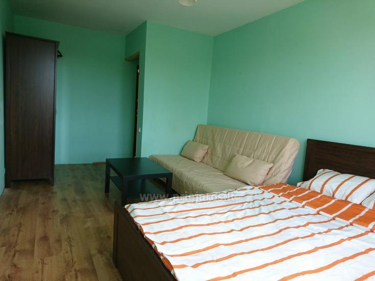 Vieno kambario butas Liepojoje - 1