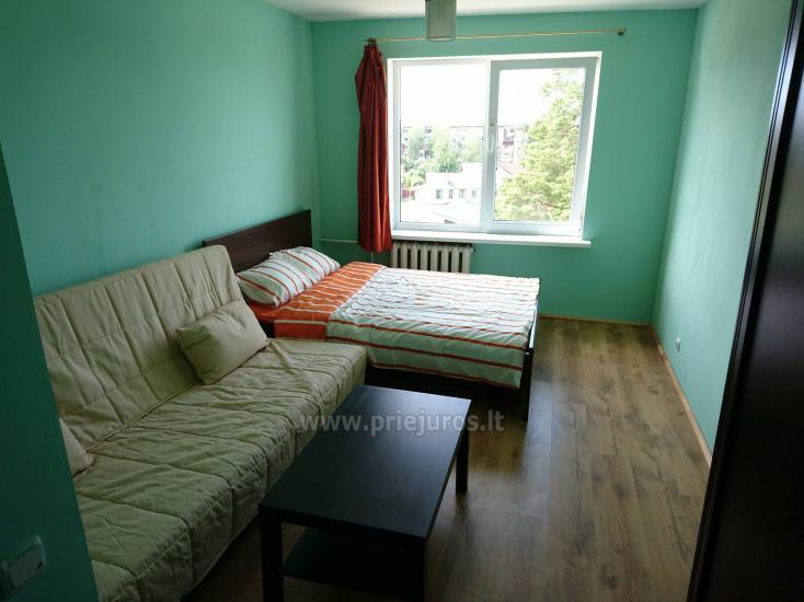 Vieno kambario butas Liepojoje - 4