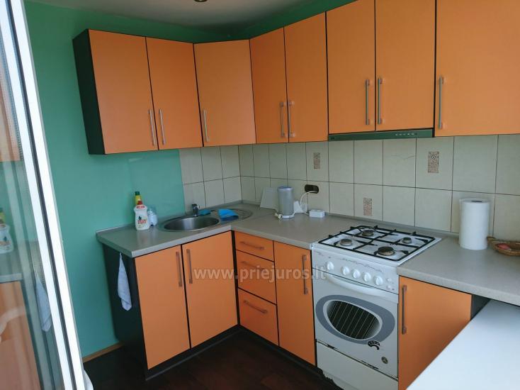 Vieno kambario butas Liepojoje - 2