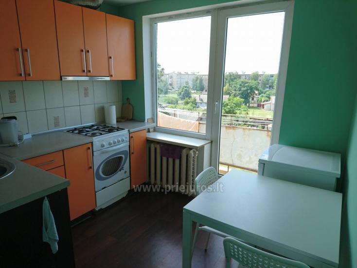 Vieno kambario butas Liepojoje - 3