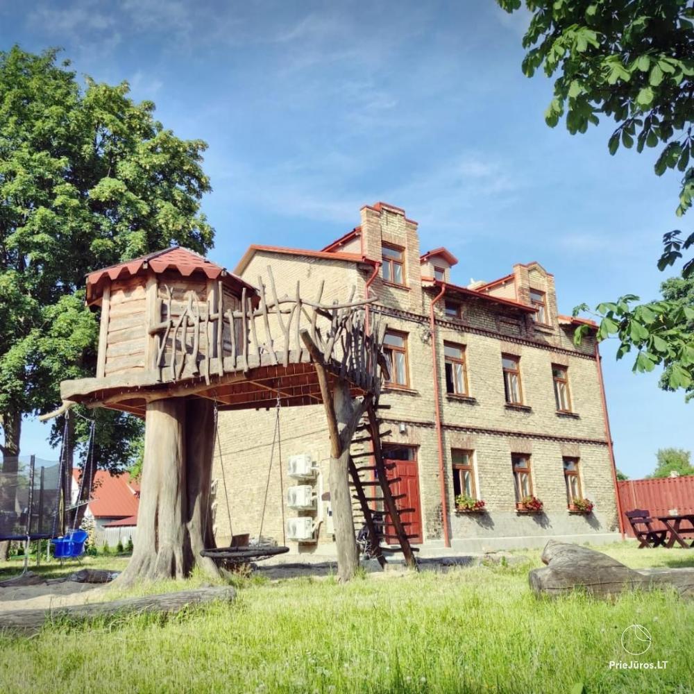1-2 kambarių apartamentai Ventspilio senamiestyje - 1