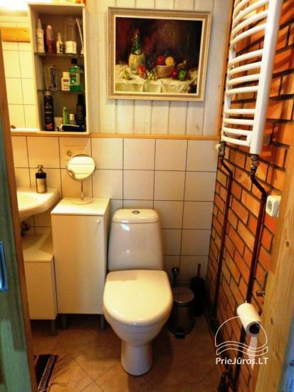Mājīga māja pie jūras Latvijā, Jūrmalā - 10