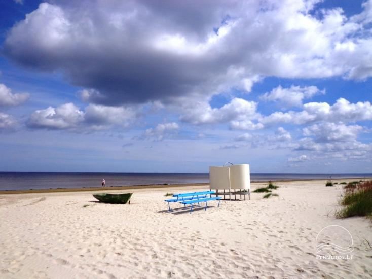 Mājīga māja pie jūras Latvijā, Jūrmalā - 12