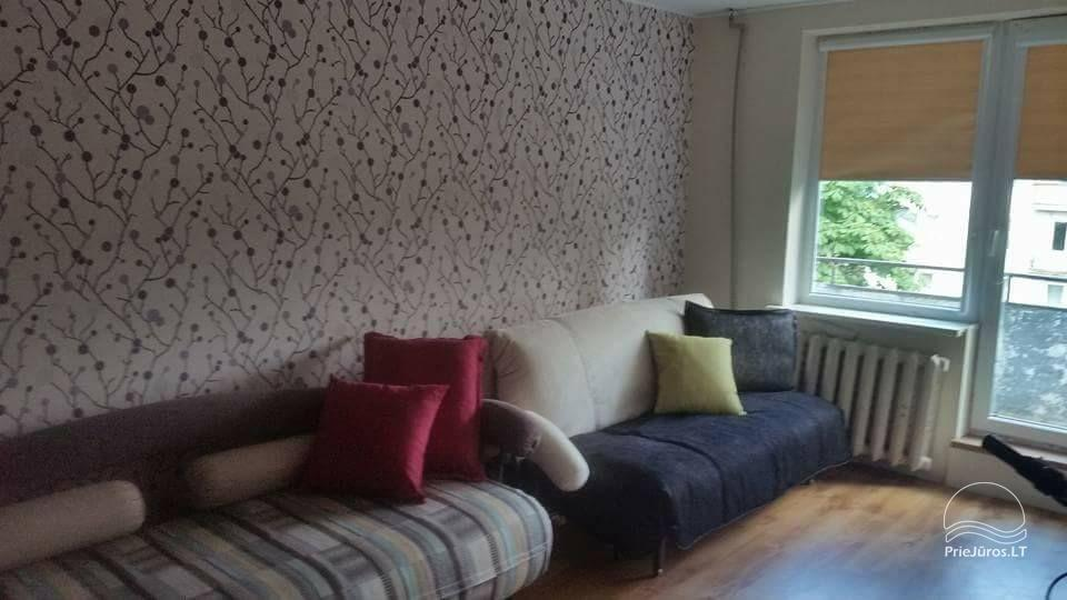 Apartment for rent in Liepaja - 1