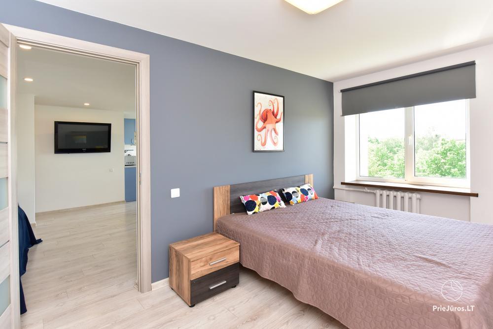 Naujai, moderniai įrengti 2 kambarių butai Petera ir Aleksandra gatvėse - 6