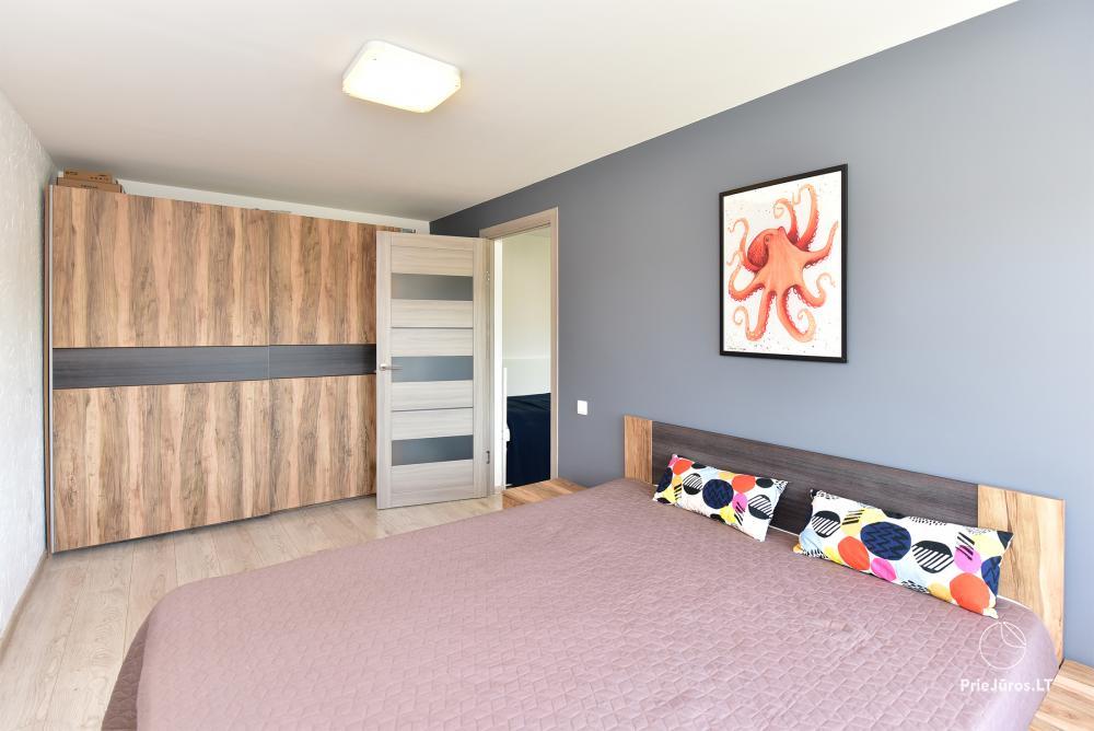 Naujai, moderniai įrengti 2 kambarių butai Petera ir Aleksandra gatvėse - 7