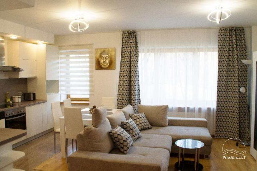 Luxury beach park side apartment Olive in Liepaja - 4