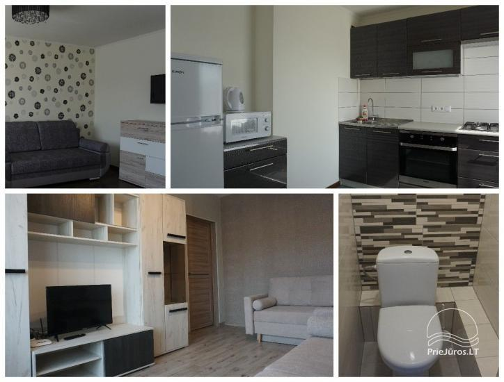 Apartments for rent in Ventspils, Latvia