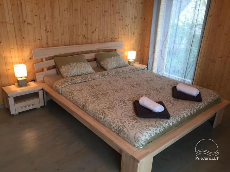 Guest house Četri Vēji in Jurkalne - 120 m to the Baltic Sea - 5