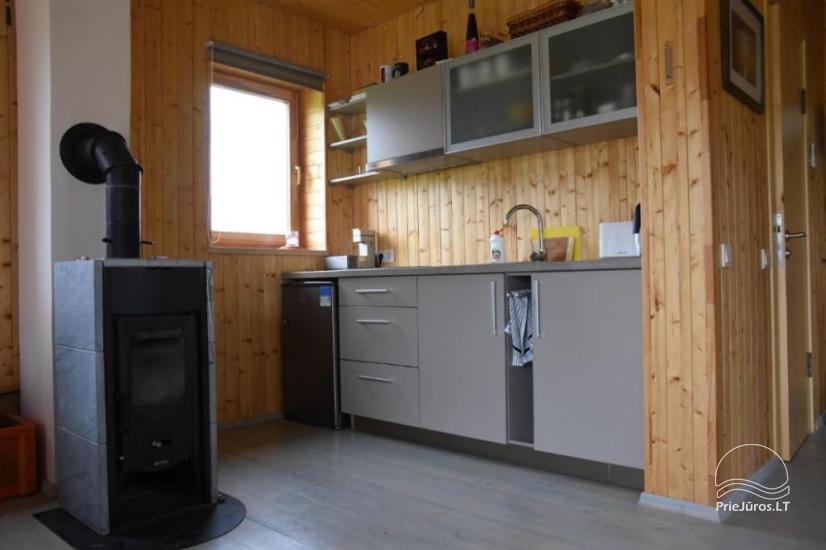 Guest house Četri Vēji in Jurkalne - 120 m to the Baltic Sea - 9