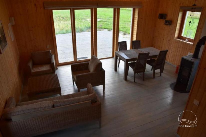 Guest house Četri Vēji in Jurkalne - 120 m to the Baltic Sea - 10