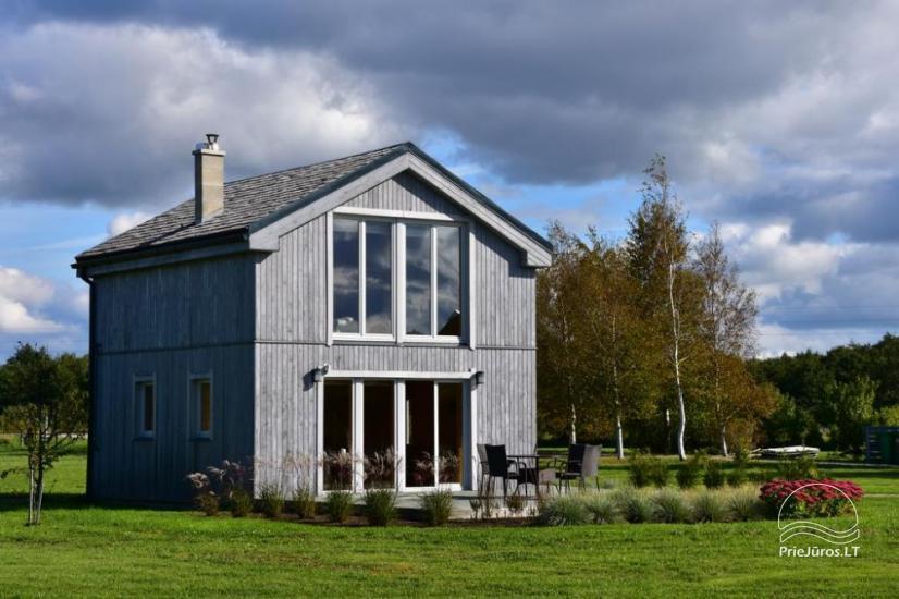 Guest house Četri Vēji in Jurkalne - 120 m to the Baltic Sea - 2