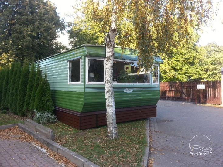 Summer cottage PUNKTS 53 for rent in Ventspils - 1