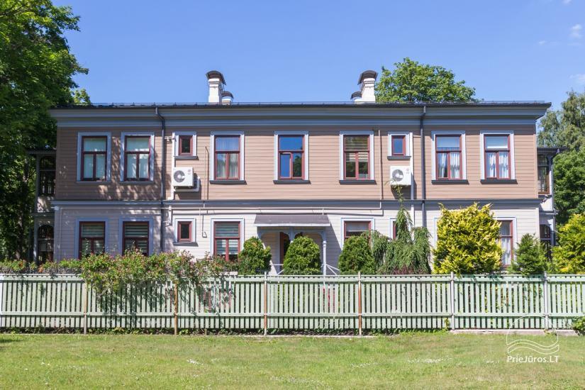 Boutique Apartaments Roze in Liepaja, Latvia - 2
