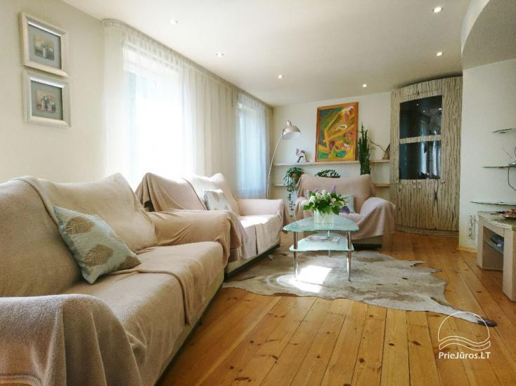Apartamentų nuoma su visais patogumais Liepojoje - 2