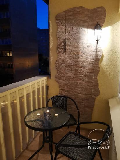 2 kambarių nuoma Ventspilyje - 1