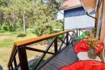 Drei-Zimmer-Wohnung in Nida, mit Blick auf das Kurische Haff