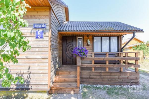 Ferienhütte zu vermieten in Ventspils