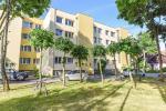 Geräumige 3 Zimmer Wohnung in Palanga zu vermieten