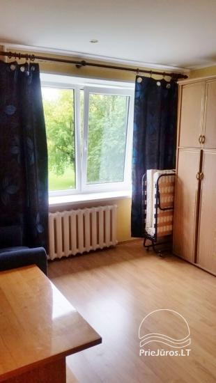 One-room apartment  for rent in Ventpils in the city center - 6