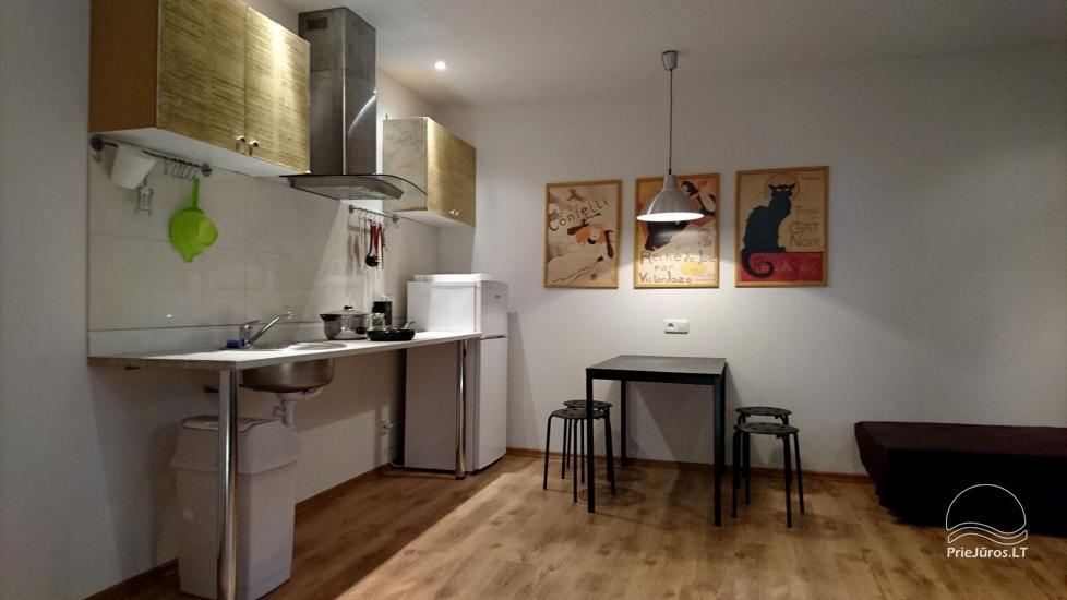 Dviejų kambarių butas pačiame Liepojos centre arti jūros ir parko (650 m iki jūros) - 3