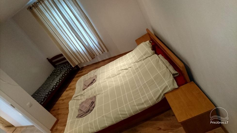 Dviejų kambarių butas pačiame Liepojos centre arti jūros ir parko (650 m iki jūros) - 7