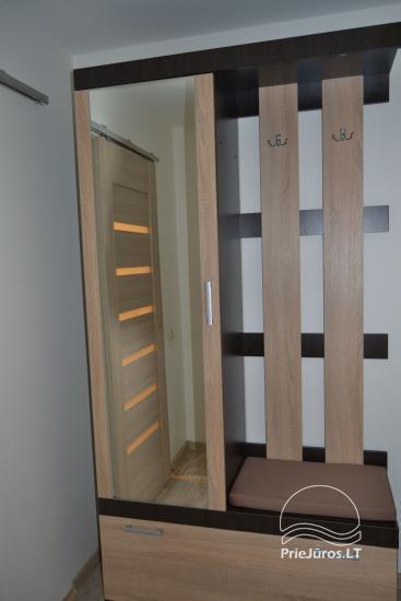 Nuomojamas vieno kambario butas Ventspilio centre - 6
