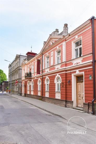 Svečių namai Liepojoje Jugend