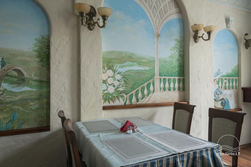 Viesnīca Liepājā Villa Roze - 7