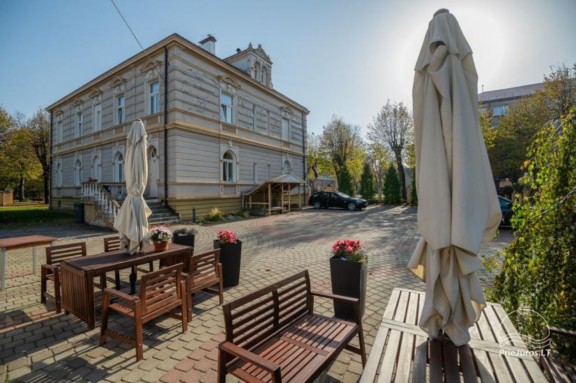Viesnīca Liepājā Villa Roze - 1