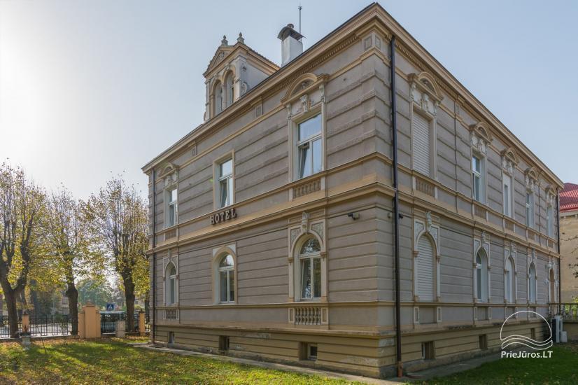 Viesnīca Liepājā Villa Roze - 10