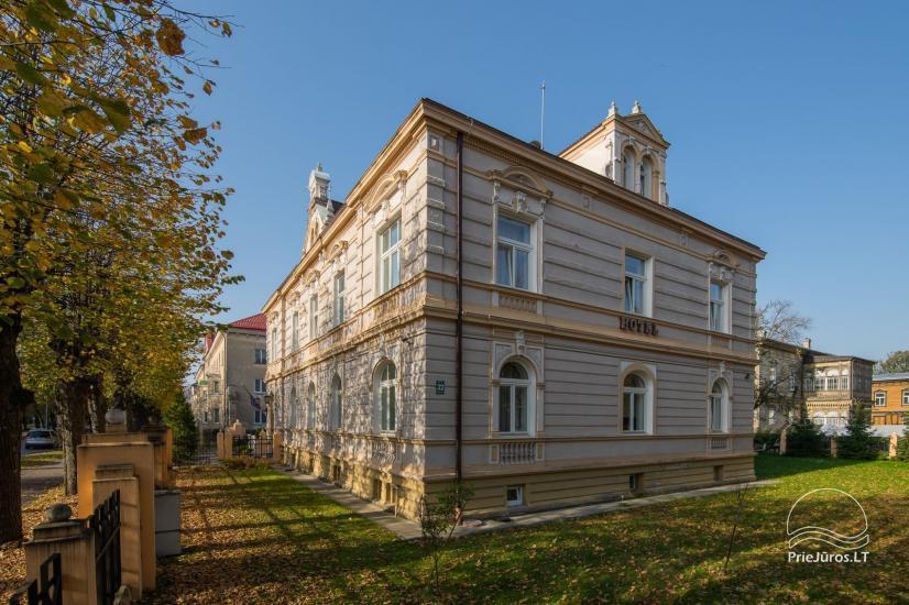 Viesnīca Liepājā Villa Roze - 11