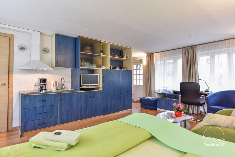 """Apartamentų viešbutis Ventspilyje """"Villa Leonardo"""" - 20"""