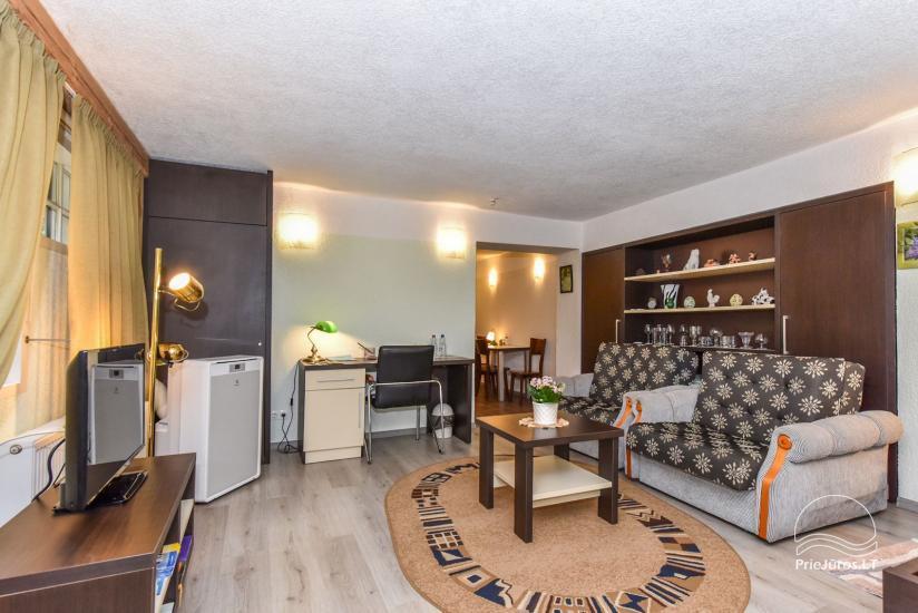 """Apartamentų viešbutis Ventspilyje """"Villa Leonardo"""" - 21"""