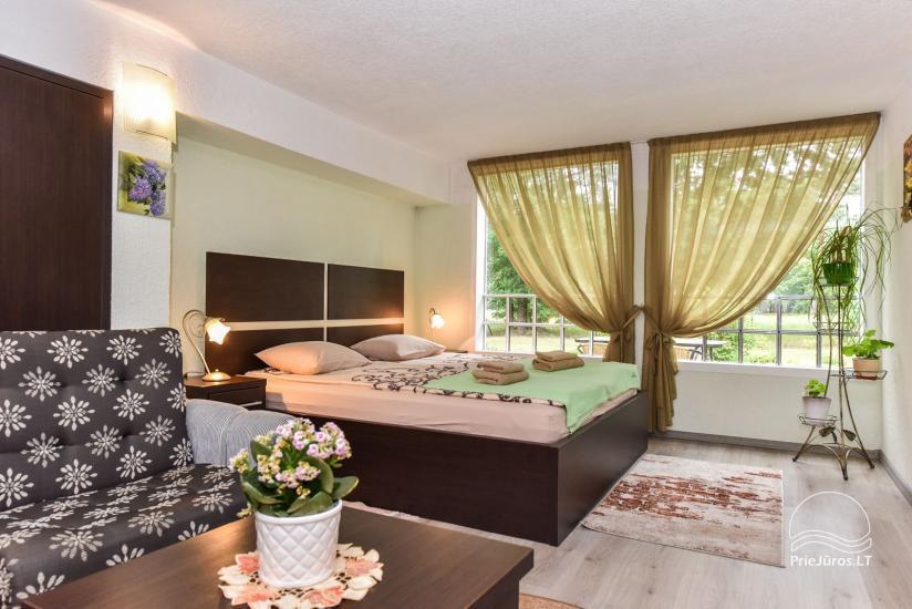 """Apartamentų viešbutis Ventspilyje """"Villa Leonardo"""" - 22"""