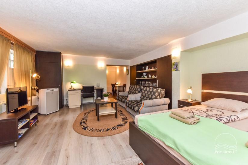 """Apartamentų viešbutis Ventspilyje """"Villa Leonardo"""" - 23"""
