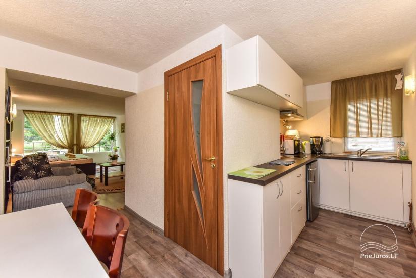 """Apartamentų viešbutis Ventspilyje """"Villa Leonardo"""" - 27"""