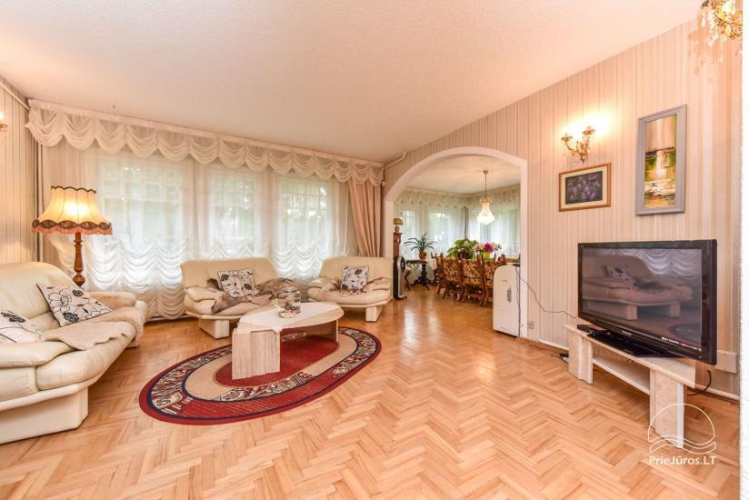 """Apartamentų viešbutis Ventspilyje """"Villa Leonardo"""" - 31"""
